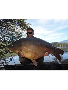 CARP'R'US READY HELICOPTER LEADER 92CM 50LB